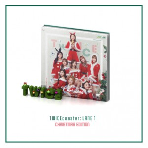 Twice - TWICEcoaster : LANE 1 (Christmas Edition)